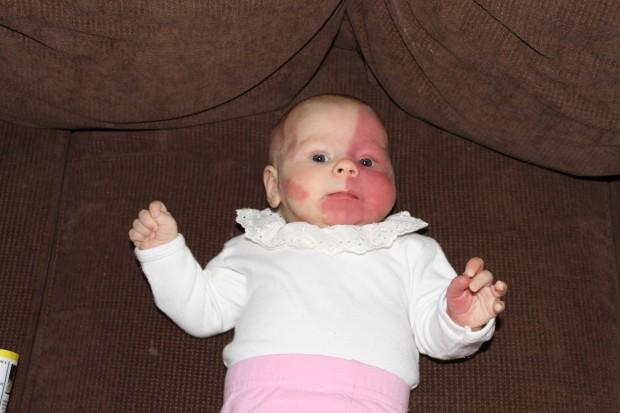 Amalia 2 kuukautta