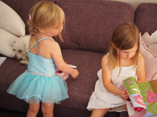 Pienet prinsessat <3