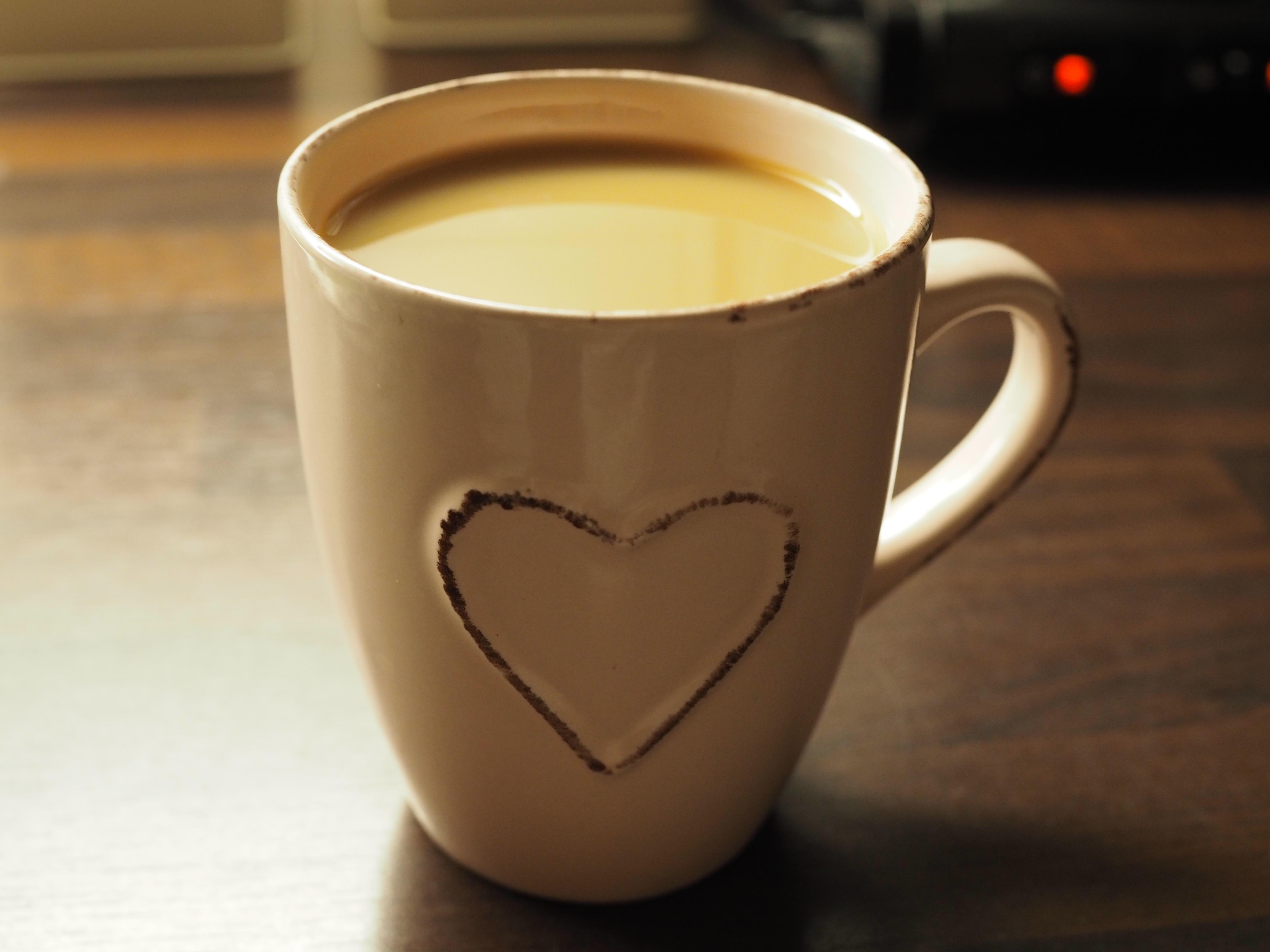 Kahvia on saatava aina heti!