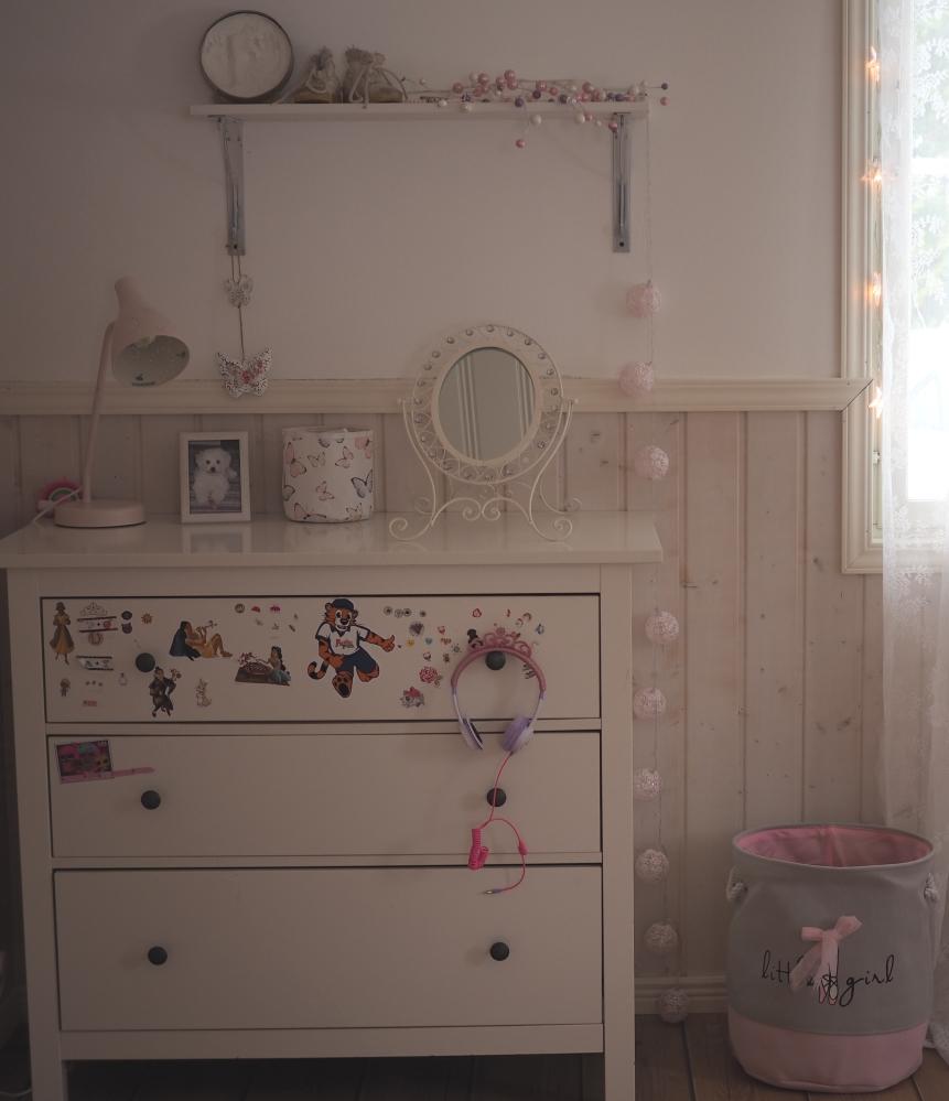 esikoululaisen huone